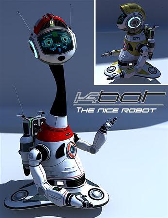 机器人 小K  KBot