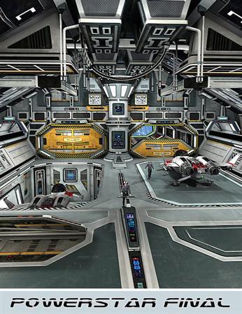 宇宙飞船 指挥中心  PowerStar Final