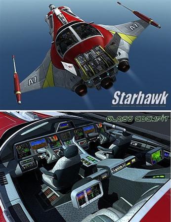 星际雄鹰 Starhawk