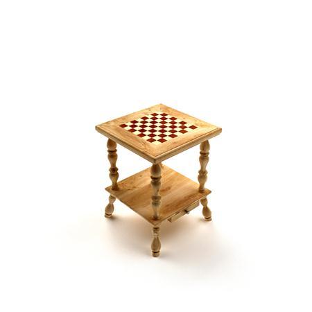 Evermotion Archmode 娱乐设施 国际象棋桌