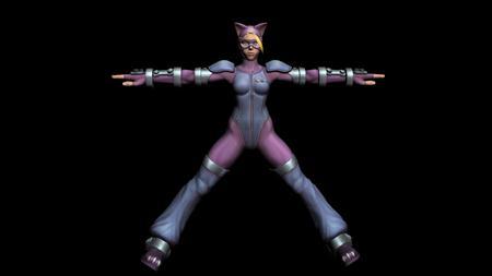 猫女 Cammy-max2010