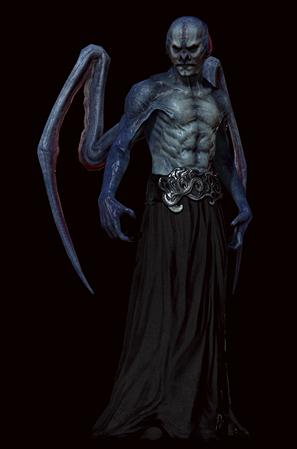 吸血鬼模型