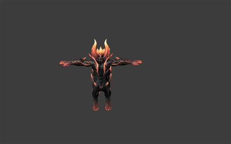 鬼泣4 怪兽和武器