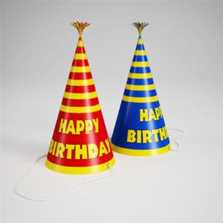 生日、派对物件模型合集