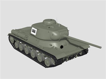 坦克IS-1