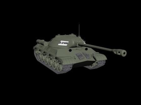 坦克IS-3