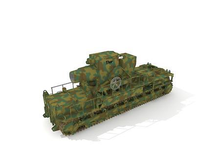 坦克KARL