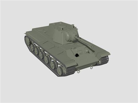 坦克KV-1