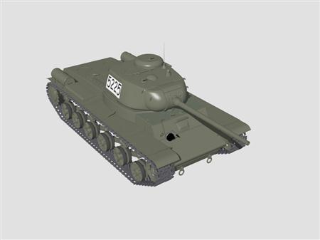 坦克KV-85