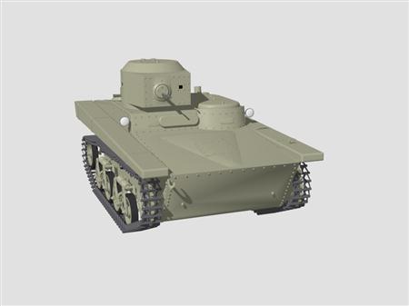 坦克T-37