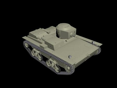 坦克T38