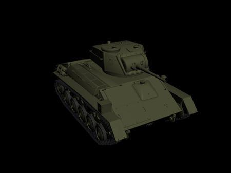 二战坦克T80