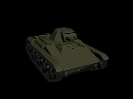 二战坦克T60