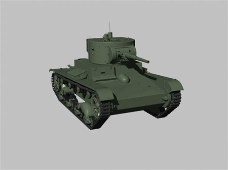 苏联坦克T26