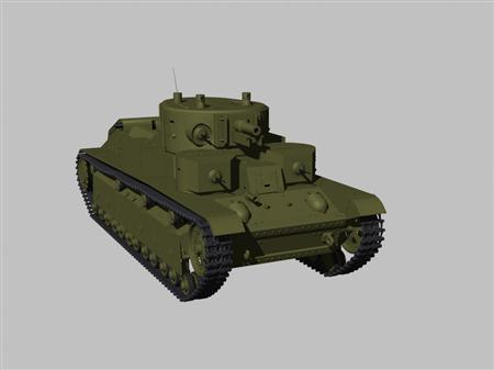 苏联坦克T28
