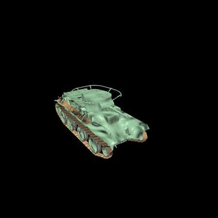 苏联坦克BT5