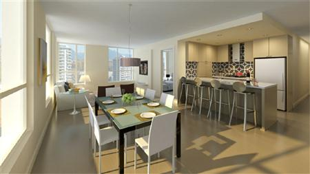 精美住宅家居套系 两室两厅小居室 式样5