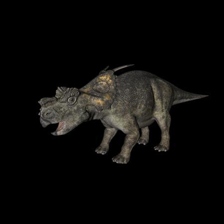 侏罗纪强势来袭 史前恐龙系列 河神龙