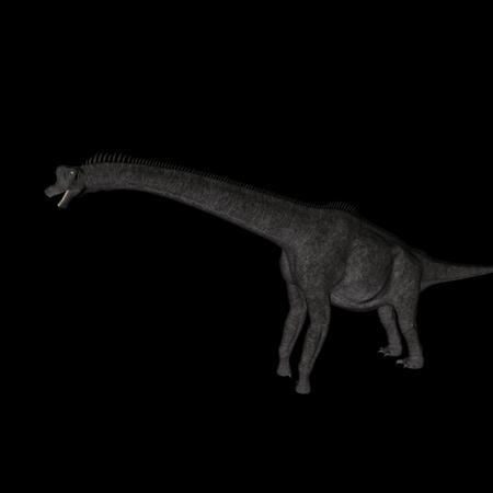 侏罗纪强势来袭 史前恐龙系列 腕龙