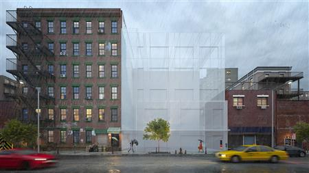 3D建筑模型 都市街道 商业办公楼