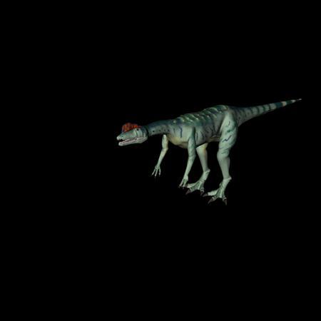 侏罗纪强势来袭 史前恐龙系列 双脊龙