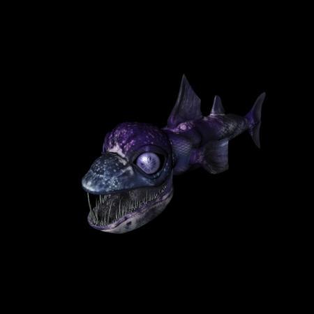 侏罗纪强势来袭 史前深海鱼类 怪鱼