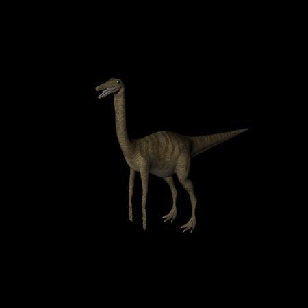 侏罗纪强势来袭 史前恐龙系列 似鸡龙