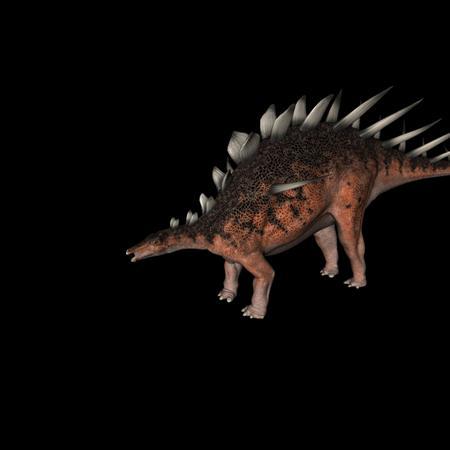 侏罗纪强势来袭 史前恐龙系列 钉状龙