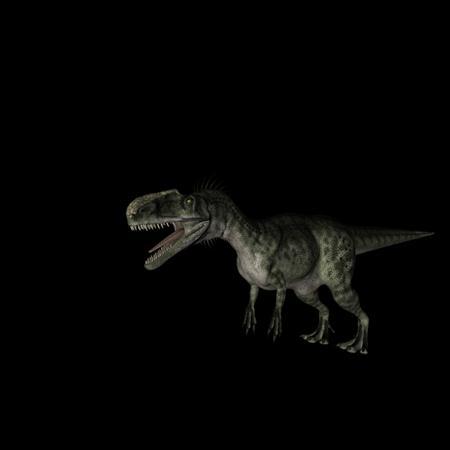 侏罗纪强势来袭 史前恐龙系列 单脊龙