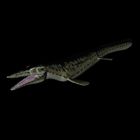 侏罗纪强势来袭 史前恐龙系列 沧龙