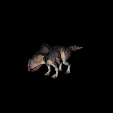 侏罗纪强势来袭 史前恐龙系列 原角龙