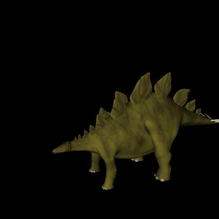 侏罗纪强势来袭 史前恐龙系列 剑龙