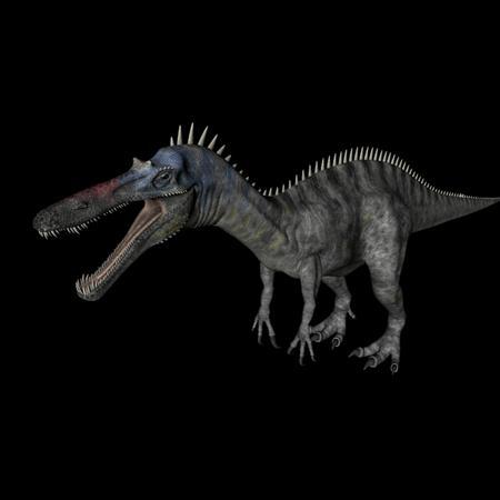 侏罗纪强势来袭 史前恐龙系列 似鳄龙