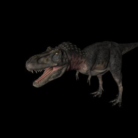 侏罗纪强势来袭 史前恐龙系列 特暴龙
