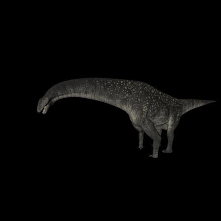 侏罗纪强势来袭 史前恐龙系列 泰坦龙