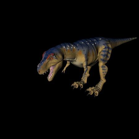 侏罗纪强势来袭 史前恐龙系列 变异霸王龙