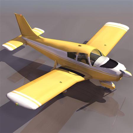 飞机3D模型系列 19-20世纪飞机历史博物馆 T_CHER飞机