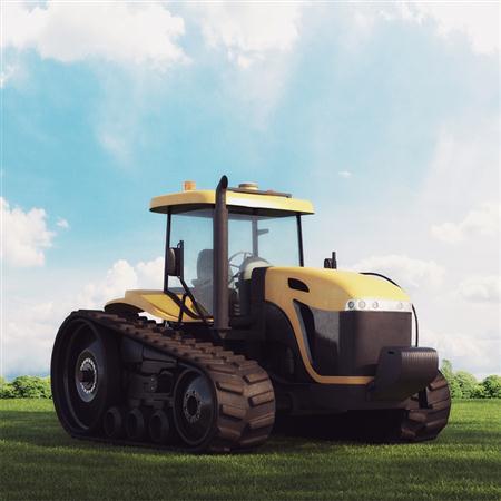 大型农用车拖拉机 收割机