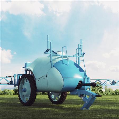 农用洒水车