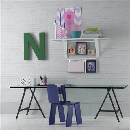 办公室、书房系列 精美长条办公桌