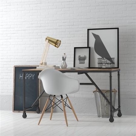 办公室、书房系列 简约风格书桌