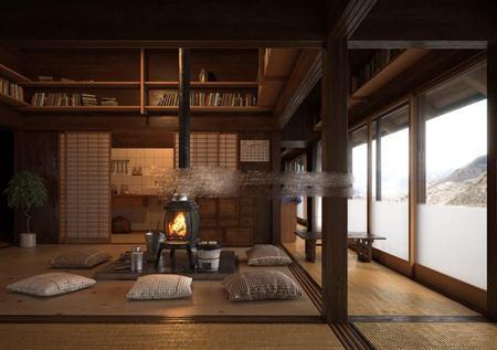 日式风格榻榻米组合
