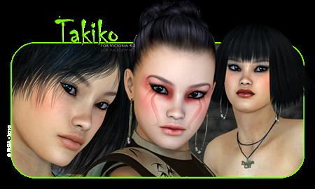 Renderosity FR-Takiko