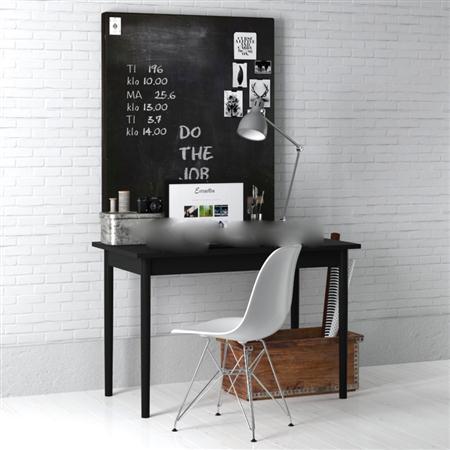 工业风书桌椅组合