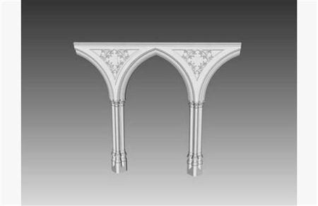欧式构件柱子