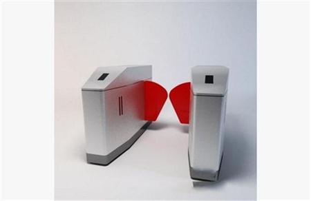 闸机3D模型