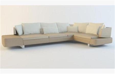 田园沙发 3D模型下载