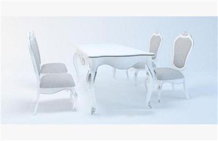 古典餐桌椅