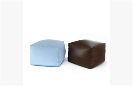 现代皮革方凳子 3d模型下载