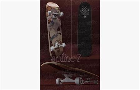 skejtbord_滑板